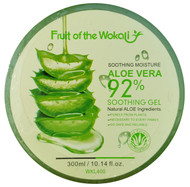 Fruit Of the Wokali Aloe Vera 92% Soothing Gel 300ml buy online in pakistan