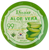 Disaar 99% Aloe Vera Soothing & Moisturizing Gel 300ml  buy online on Pakistan