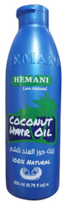 Hemani Coconut Hair Oil 100% Natural 200ml buy online in pakistan