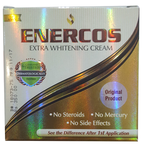 Enercos Extra Whitening Cream Large buy online in pakistan