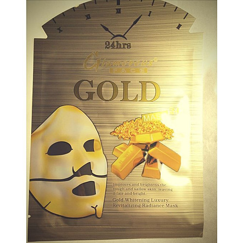 Glamorous Face Gold Mask for Women buy online in pakistan