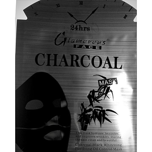 Glamorous Face Charcoal Mask for Women buy online in pakistan