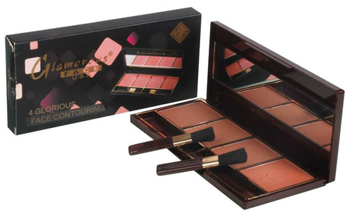 Glamorous Face 4 Color Face Contouring Blusher buy online in pakistan