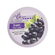 Glamorous Face Nail Remover Tissues Grapes lowest Price on Saloni.pk