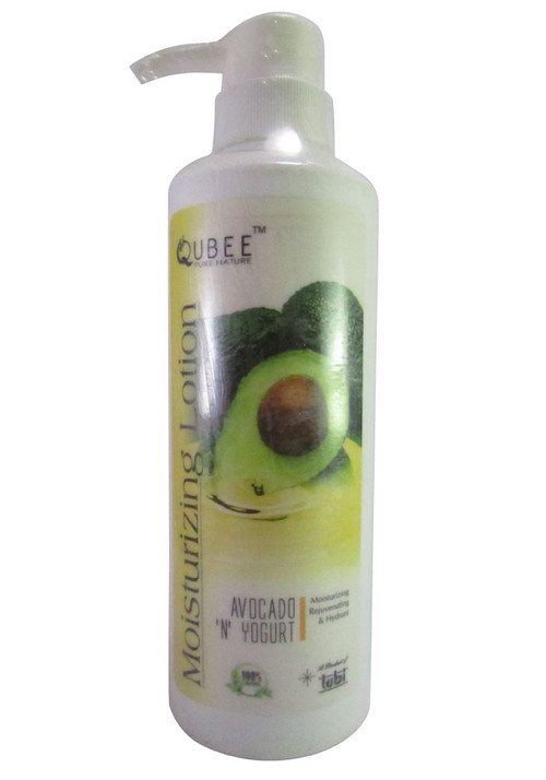 Qubee Moisturizing Lotion Avocado N Yogurt buy online in pakistan