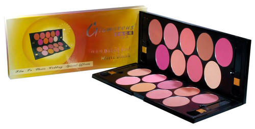 Glamorous Face 9+9 Blusher buy online in pakistan