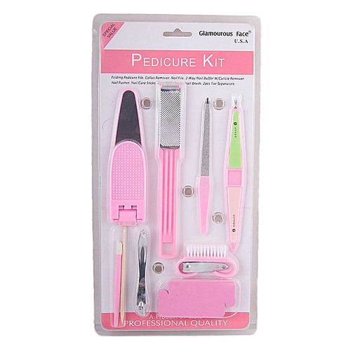 Glamorous Face Pedicure Kit Lowest Price on Saloni.pk