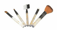 Glamorous Face Makeup Brush Sets 5x1 Card Buy online in Pakistan on Saloni.pk