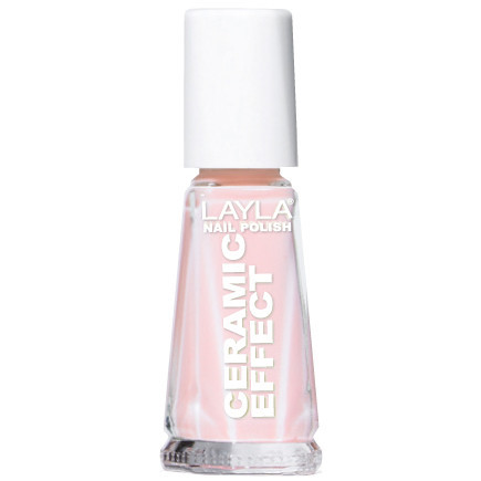 Layla Ceramic Effect Nail Polish CE 3 Sweet Pink buy online in pakistan