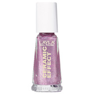 Layla Ceramic Effect Nail Polish CE 37 Teenage Dream buy online in pakistan