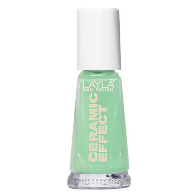 Layla Ceramic Effect Nail Polish CE 56 Grass In The Wind buy online in pakistan