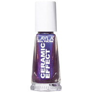 Layla Ceramic Effect Nail Polish CE 64 Turn Blue Into Violet buy online in pakistan