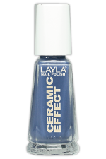 Layla Ceramic Effect Nail Polish CE 68 Pacific Blue buy online in pakistan