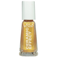 Layla Ceramic Effect Nail Polish CE 75 Gold Finger buy online in pakistan