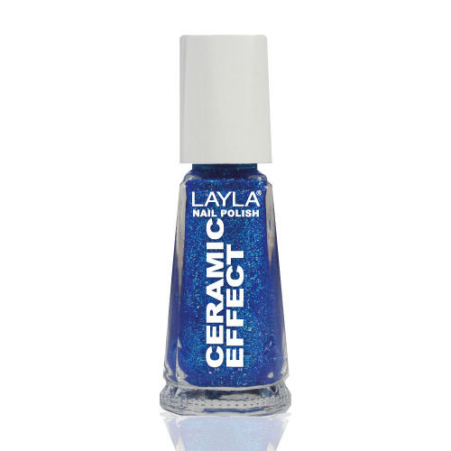 Layla Ceramic Effect Nail Polish CE 80 Ray Of Blue buy online in pakistan