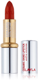 Layla Ceramic Shine Lipstick 124 buy online in paksitan