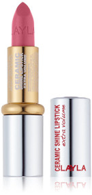 Layla Ceramic Shine Lipstick 137 buy online in Pakistan
