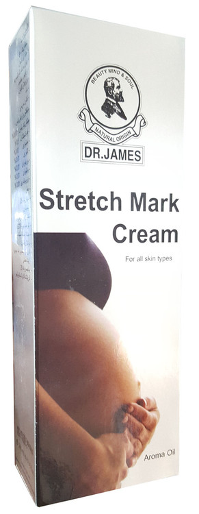 Dr.James Stretch Mark Cream For All Skin Types 200 ML buy online in pakistan