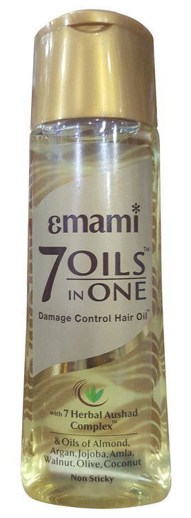 Emami 7 0ils IN ONe Damage Control Hair Oil 100 ML buy online in pakistan