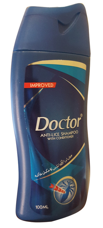 Doctor Anti-Lice Shampoo (With Conditioner) 100ml buy online in pakistan