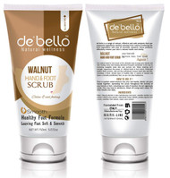 De'Bello Walnut Hand & Foot Scrub 150 ML buy Online in pakistan