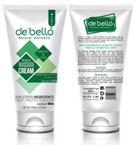 De'Bello Whitening Massage Cream 150 ML buy online in pakistan