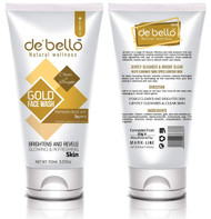 De'Bello Gold Face Wash 150 ML buy online in pakistan