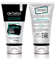 De'Bello Charcoal Face Wash 150 ML buy online in pakistan