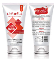 De'Bello Facial Scrub 150 ML buy online in pakistan