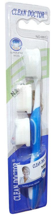 Clean Doctor Super-Pine Wool Toothbrush buy online in pakistan