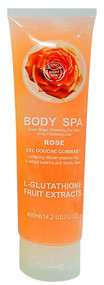 Yesnow Body SPA Body Exfoliating Gel 400ml Rose buy online in pakistan