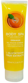 Yesnow Body SPA Body Exfoliating Gel 400ml Orange buy online in pakistan