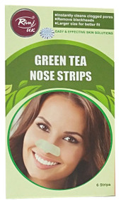 Rivaj UK Green Tea Nose Strips buy online in pakistan