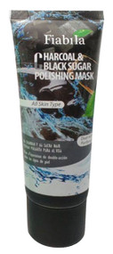Fiabila Charcoal & Black Sugar Polishing Mask buy online in pakistan