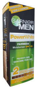 Garnier Men Power White Fairness Moisturizer SPF 15 buy online in Pakistan