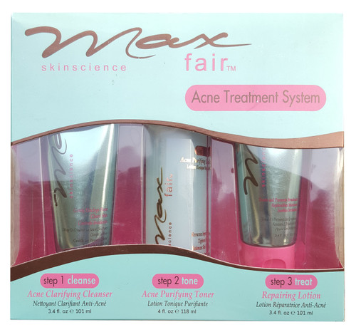 Max Fair Acne Treatment System buy online in Pakistan