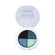 Diana Of London Color Sensation Quad Eye Shadow Aquamarine 03 buy online in Pakistan