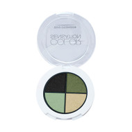 Diana Of London Color Sensation Quad Eye Shadow RainForest 04 buy online in Pakistan