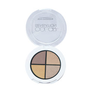 Diana Of London Color Sensation Quad Eye Shadow Burlesque 06 buy online in Pakistan