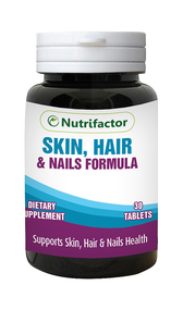 Nutrifactor Hair, Skin & Nails Formula 30 Tablets buy online in pakistan