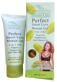 Romantic Dream Life Perfect 3 in 1 Smart Love Women Gel 50 ML buy online in Pakistan