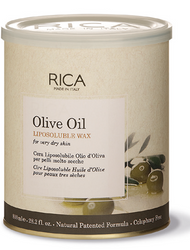 Rica Oilve Oil Lipo Soluble Wax For Every Dry Skin 800 ML buy online in Pakistan