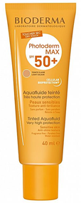Bioderma Photoderm MAX Aquafluide teinte claire SPF50+ (40ML) buy online in pakistan