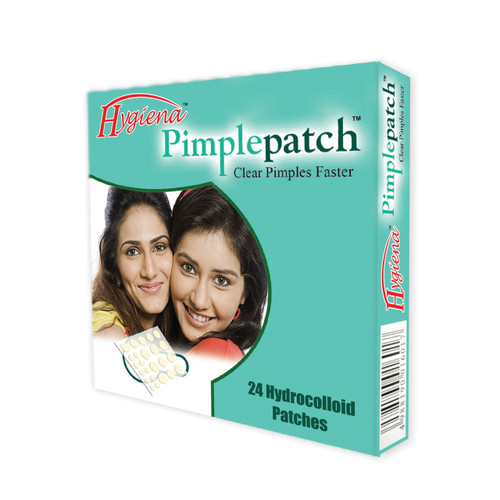 Hygiena Pimple Patch 24 hydrocolloid Patches buy online in pakistan