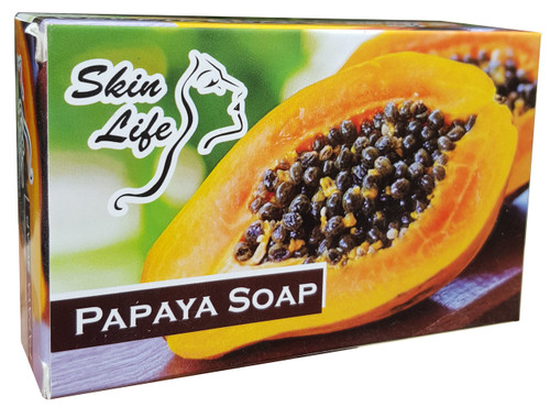 Saeed Ghani Skin life Papaya Soap 90g Buy online Pakistan saloni.pk