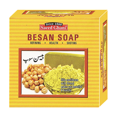 Saeed Ghani Besan Soap 100g Online In Pakistan
