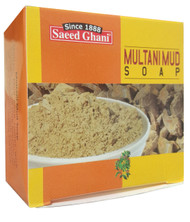 Saeed Ghani Multani Mud Soap 85g  Buy Online in Pakistan
