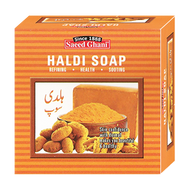 Saeed Ghani Haldi Soap 100g Buy Online in pakistan