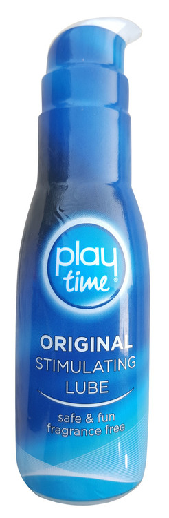 Play Time Original Stimulatiing Lub 75ml buy online in pakistan
