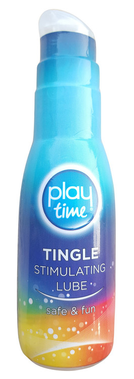 Play Time Tingle Stimulating Lubricant 75ml buy online in pakistan